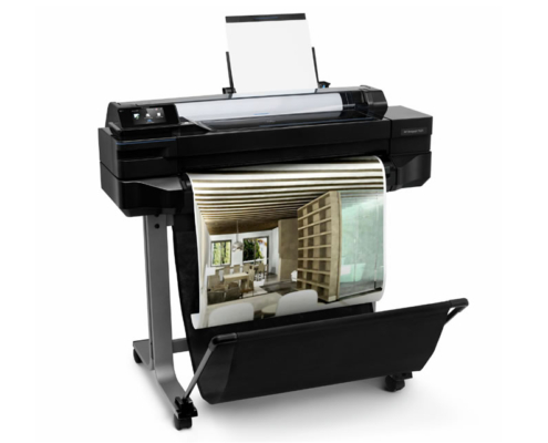 HP Designjet T520 24in""