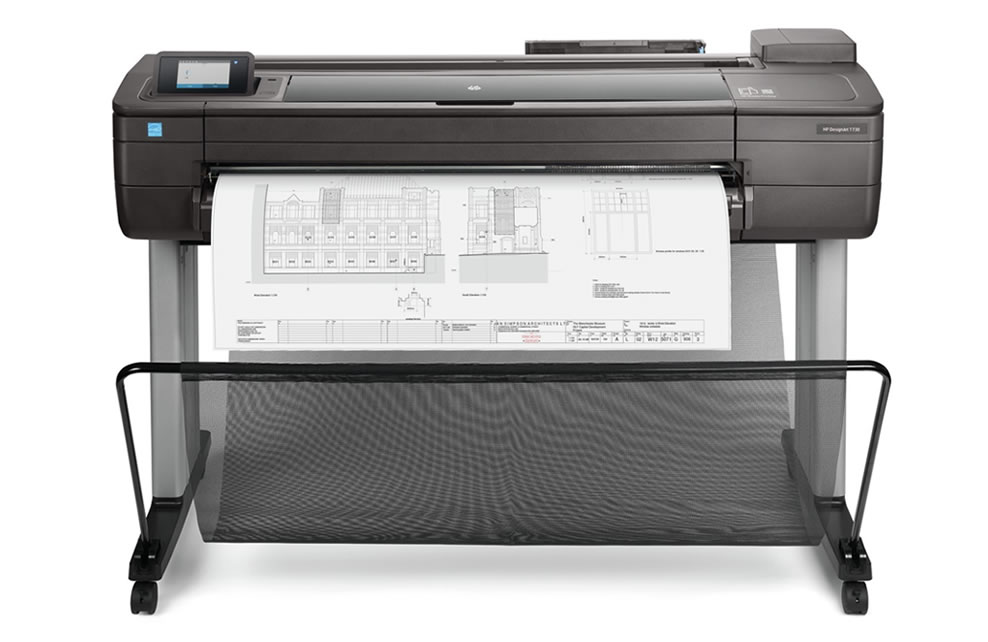 HP Designjet T730 front