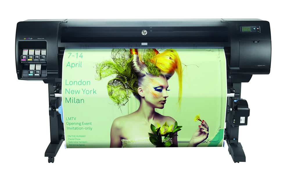 HP Designjet Z6610 Printer