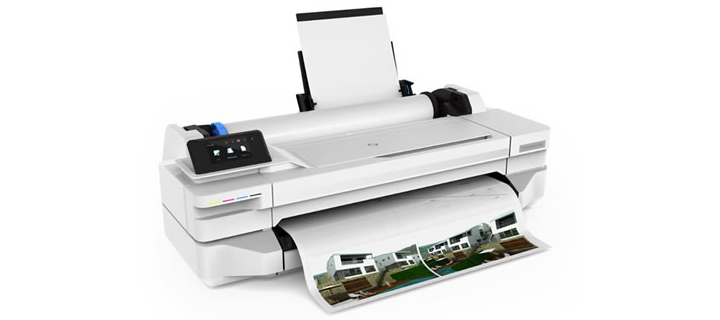 HP DesignJet T100 -HP quality guarantee