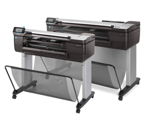HP Designjet T830 24in 36in